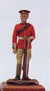 DG16 - Private The Scots Guards Mounted Infantry 1903 - SALE Normal price £18